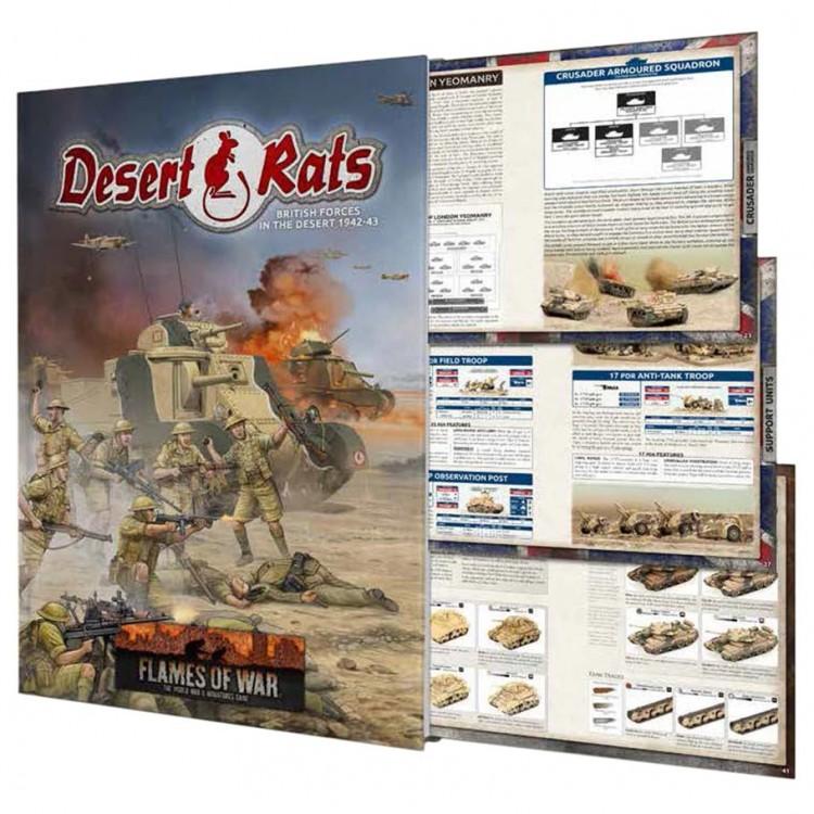 Flames of War: Desert Rats