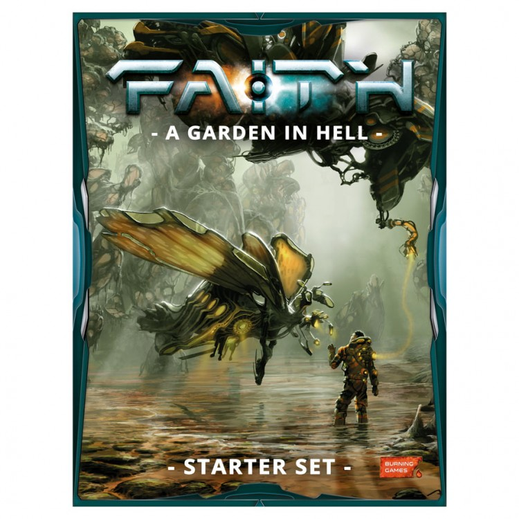 FAITH: A Garden in Hell - Starter Set