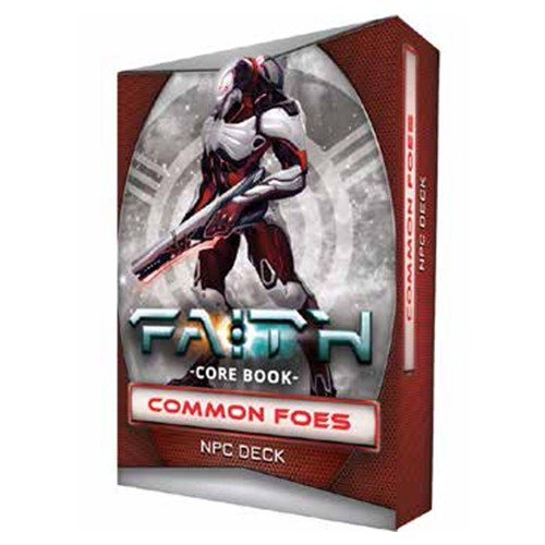 Faith: Alien Superpowers