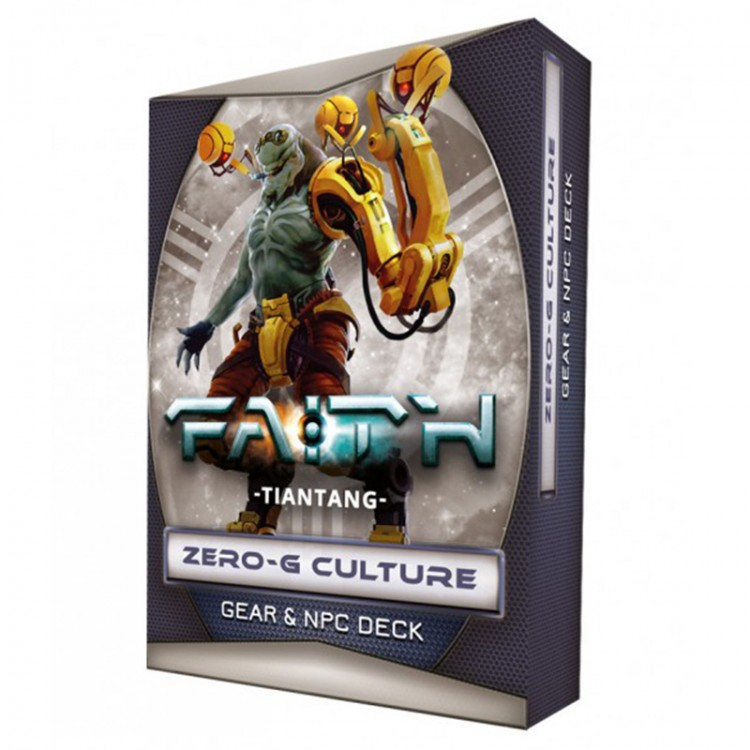 FAITH: Zero-G Culture - Gear&NPC Deck