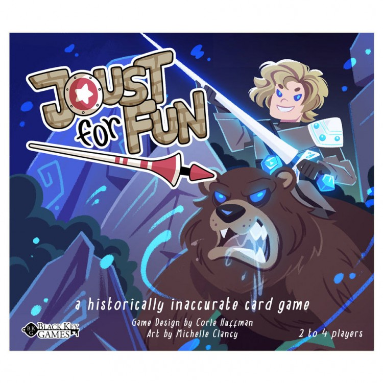Joust for Fun