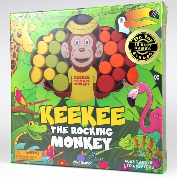 Keekee The Rocking Monkey Demo