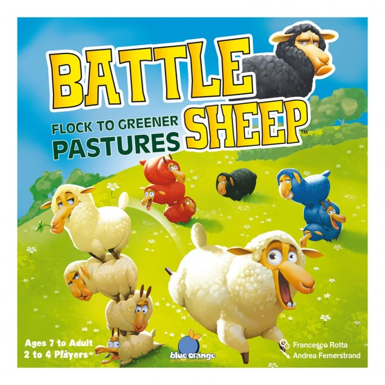 Battle Sheep DEMO