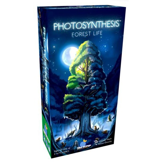 Photosynthesis: Under the Moonlight