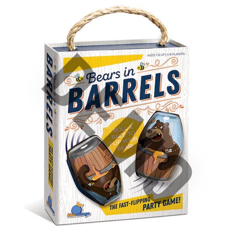 Bears in Barrels DEMO