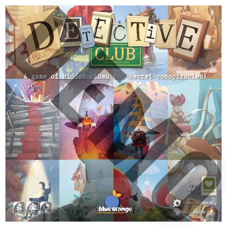 Detective Club DEMO