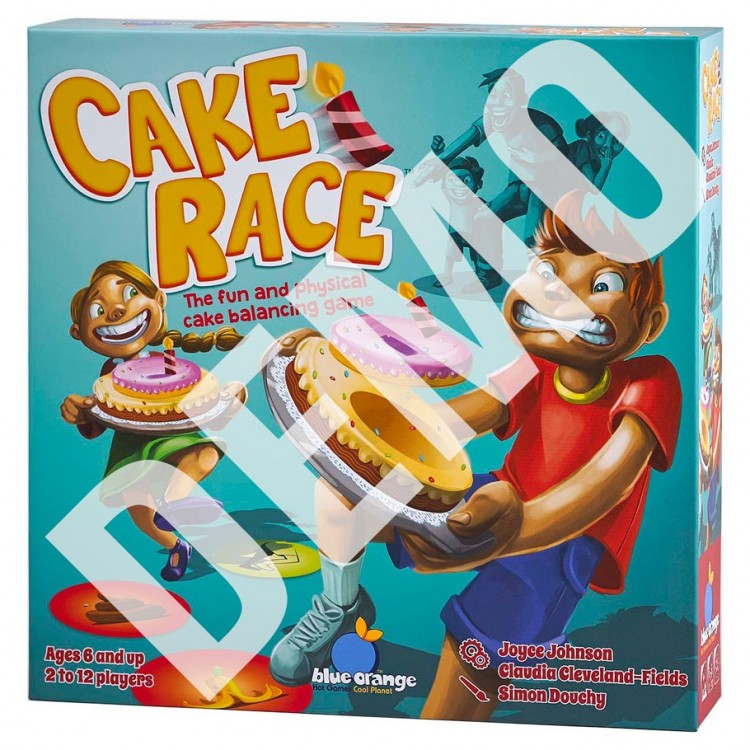 Cake Race DEMO