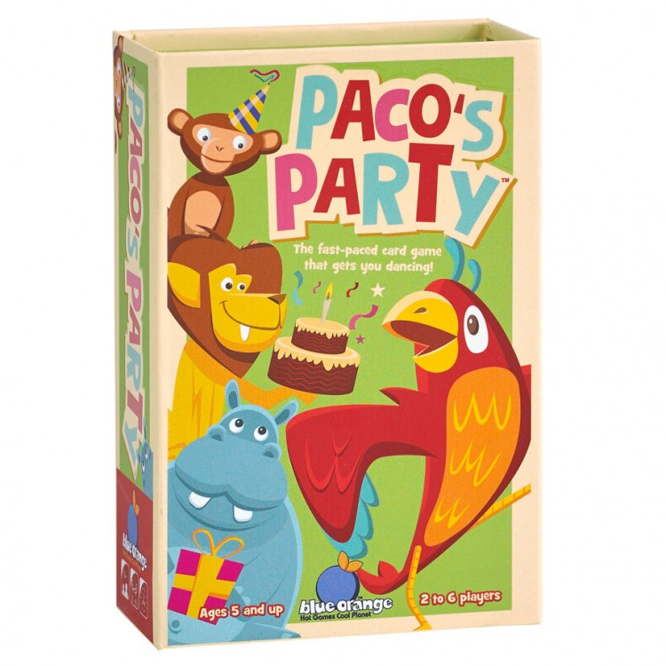 Paco's Party