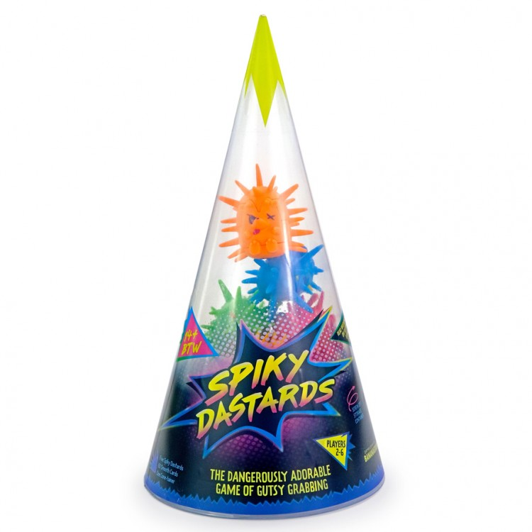 Spiky Dastards