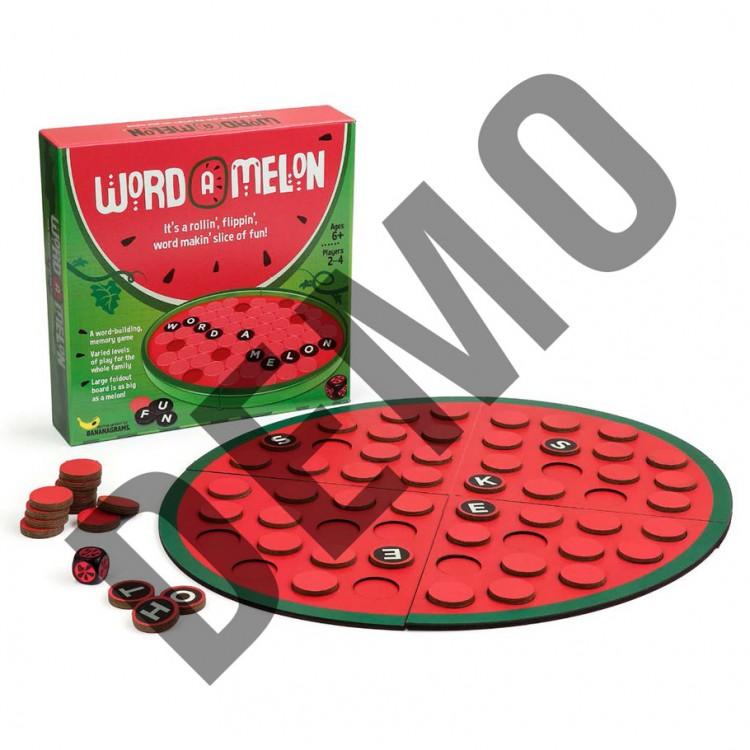 Word-A-Melon Demo (Box)