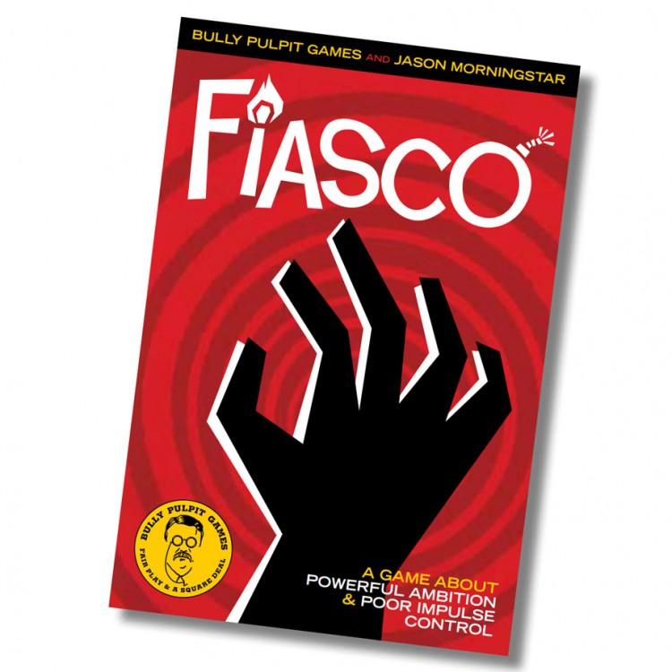 Fiasco: Boxed Game