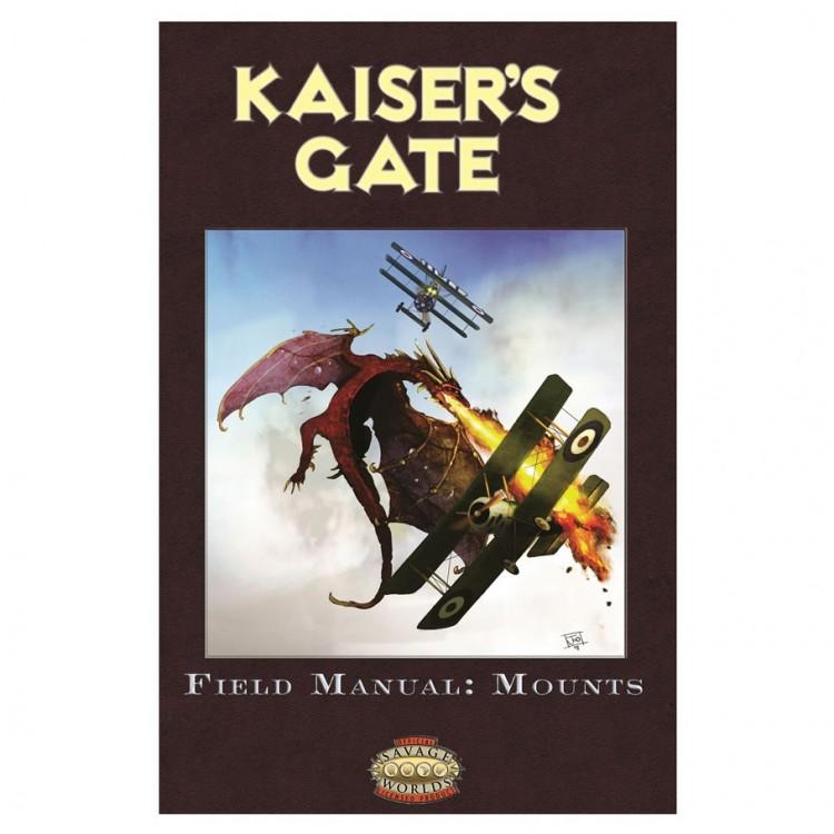 SW: FM Vol 1: Kaisers Gate: FM Mounts