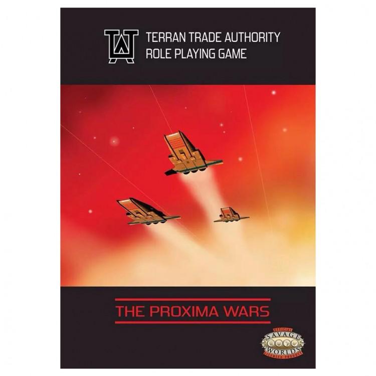 SW: Terran Trade Authority: Proxima War