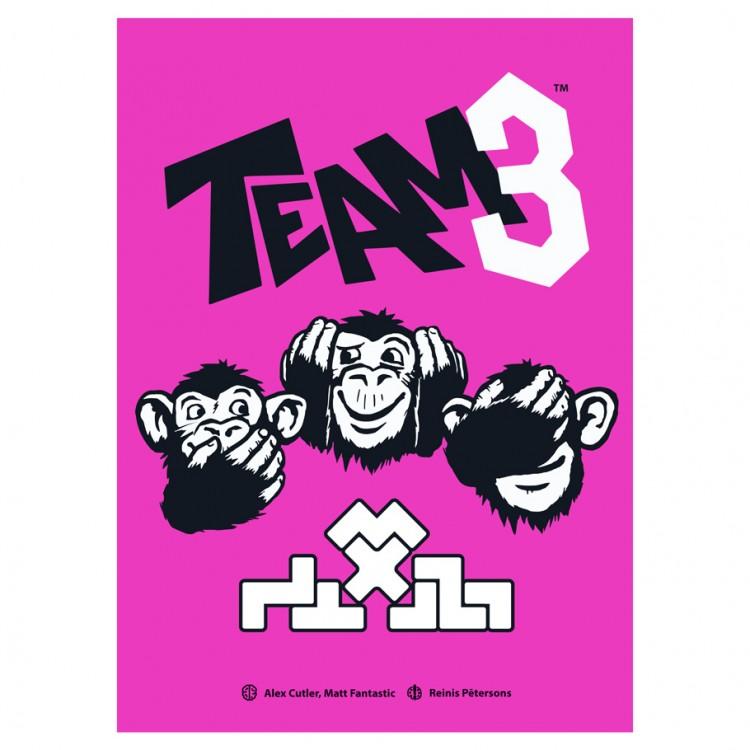 Team3 Pink Ed