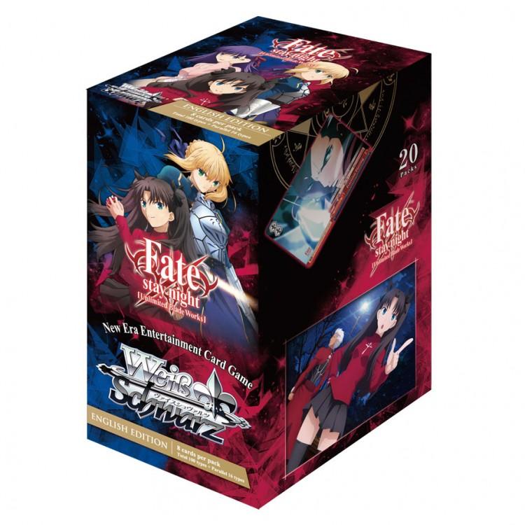 WS: Fate/stay night: U.Bladeworks BD