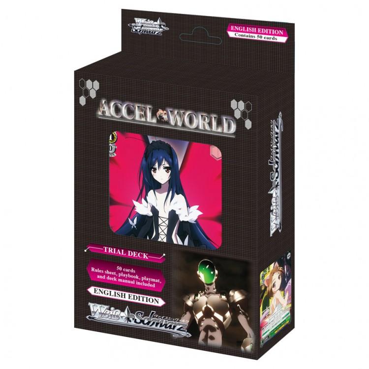WS: Accel World TD
