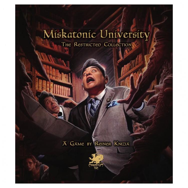Miskatonic University: Restricted Col.
