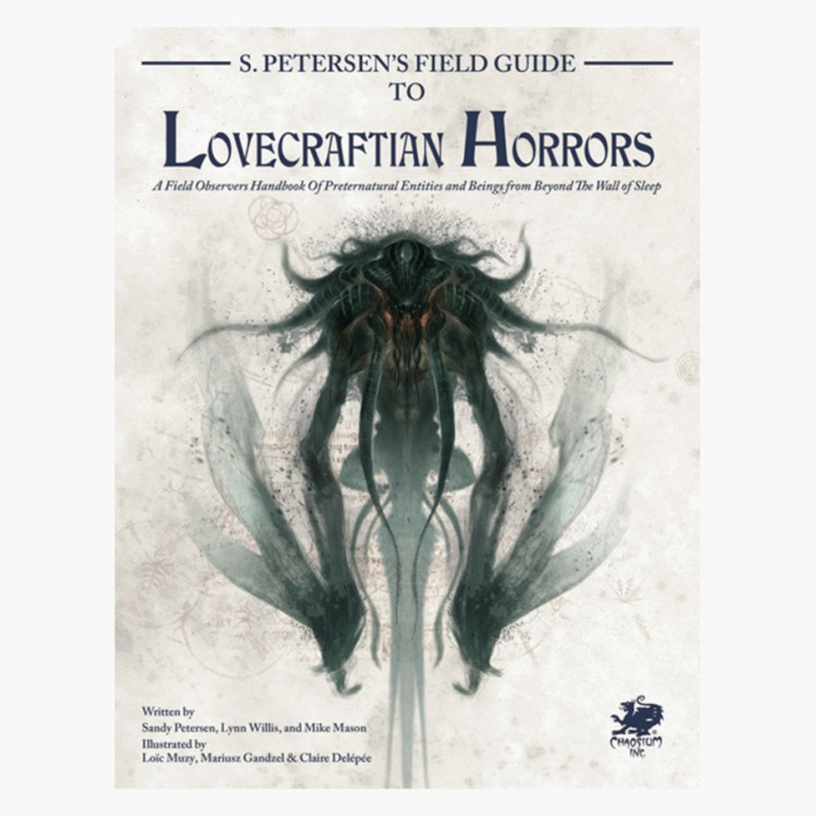 S. Petersens Field Guide to Lovecraftian