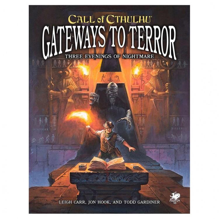 CoC: Adv. Gateways to Terror