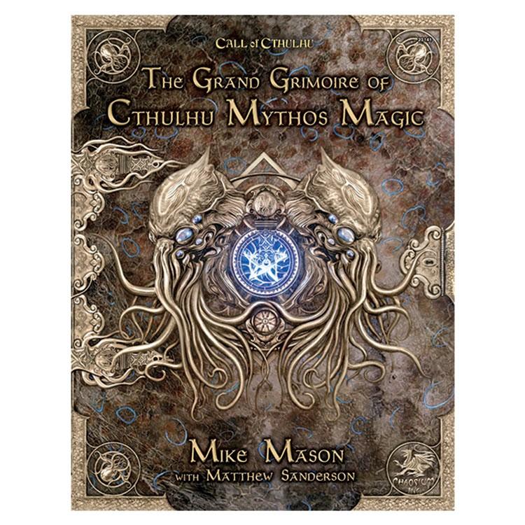 Grand Grimoir of Cthulhu Mythos Magic