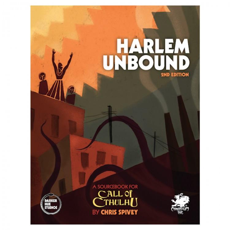 CoC: 7E: Harlem Unbound 2E