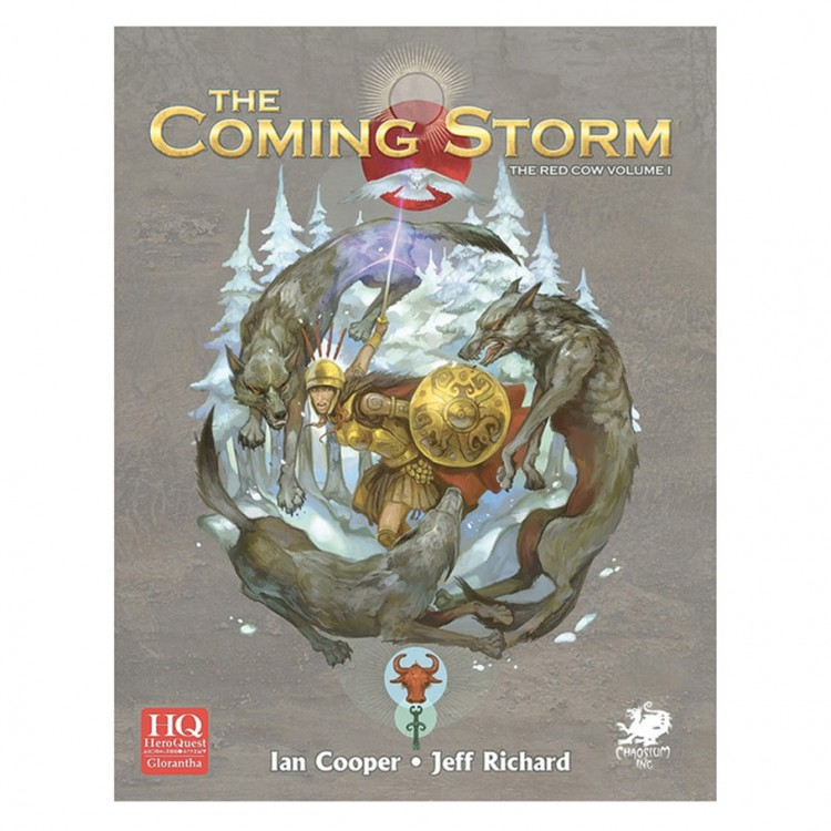 HeroQuest Glorantha V1: The Coming Storm