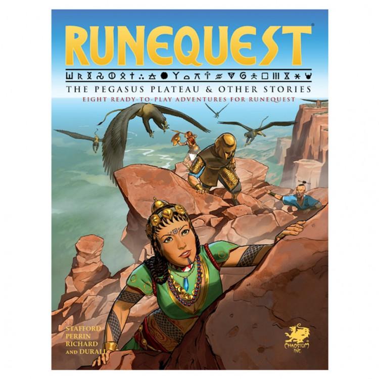 RuneQuest: The Pegasus Plateau