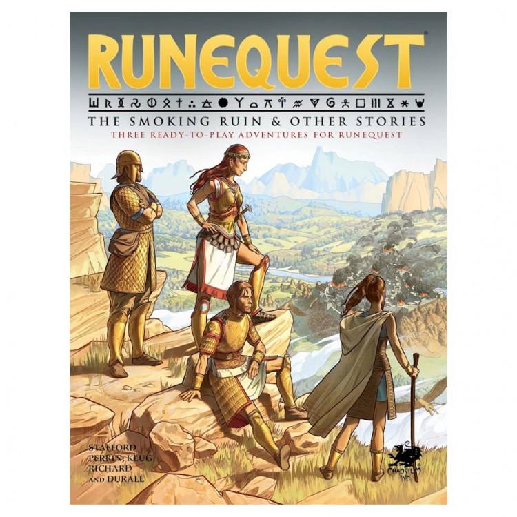 Runequest: Adv: The Smoking Ruin