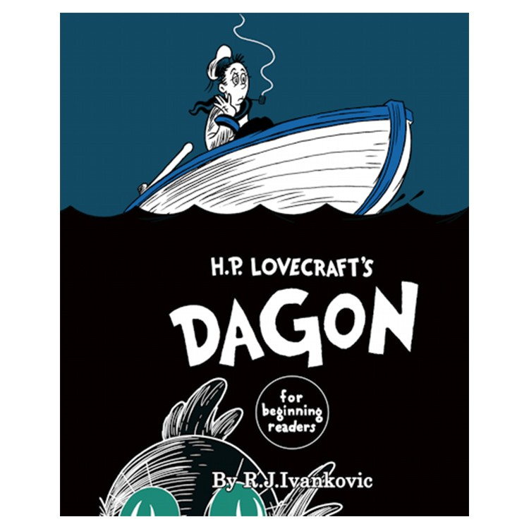 CoC: H.P. Lovecraft's Dagon