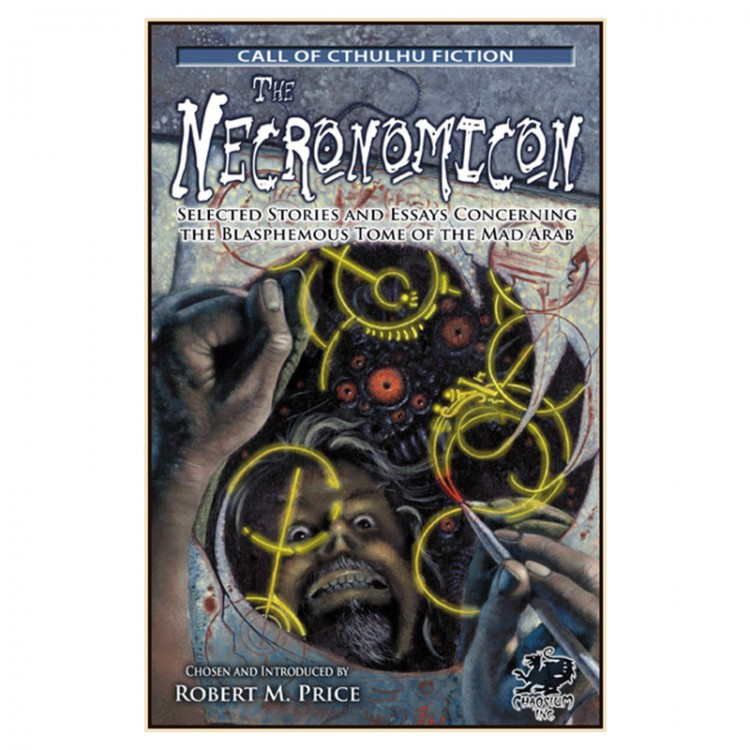 The Necronomicon 2nd Ed. (Novel)