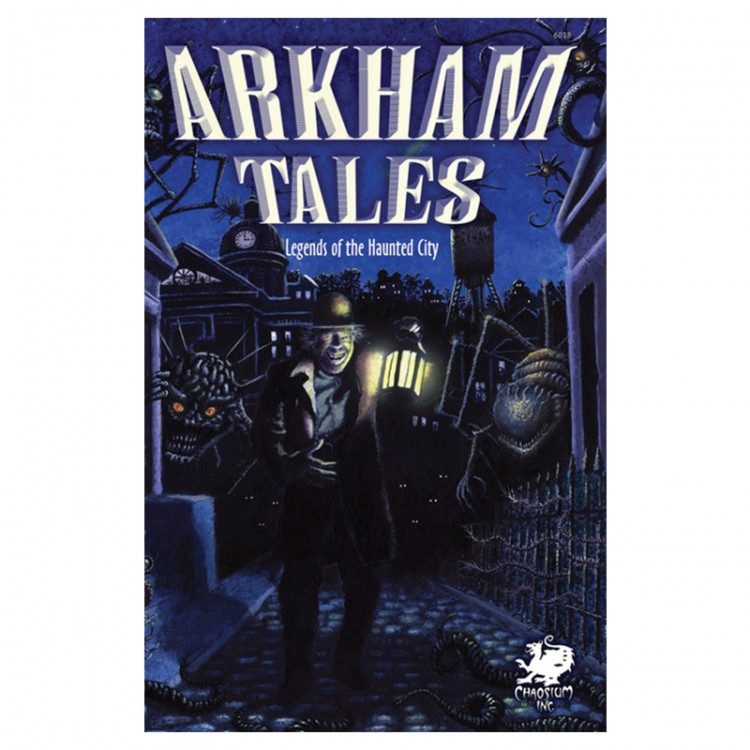 Arkham Tales (Novel)