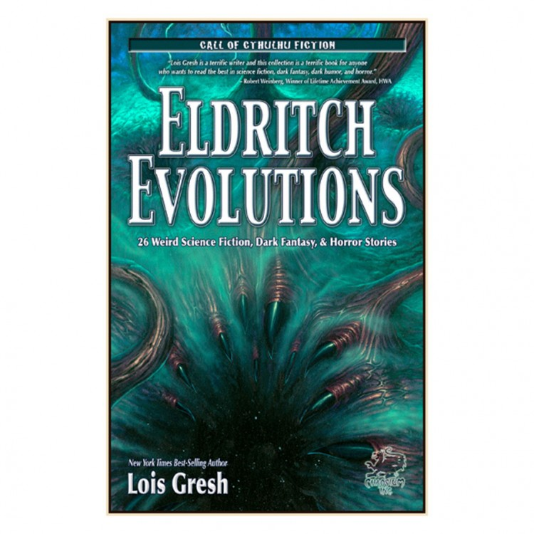 CoC: Eldritch Evolutions (SC) (Novel)