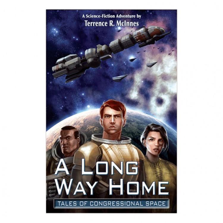 A Long Way Home (Novel)