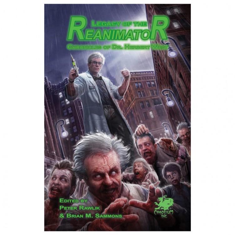 Legacy of the Reanimator (Novel)
