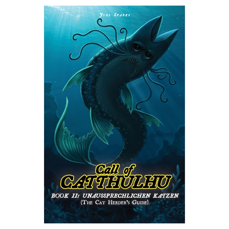 Cats of Catthulhu: Book II