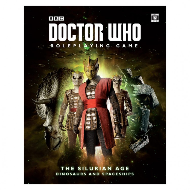 Dr. Who: Silurian Age