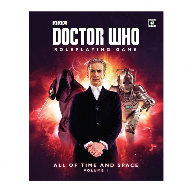 Dr. Who:  All of Time and Space Volume 1