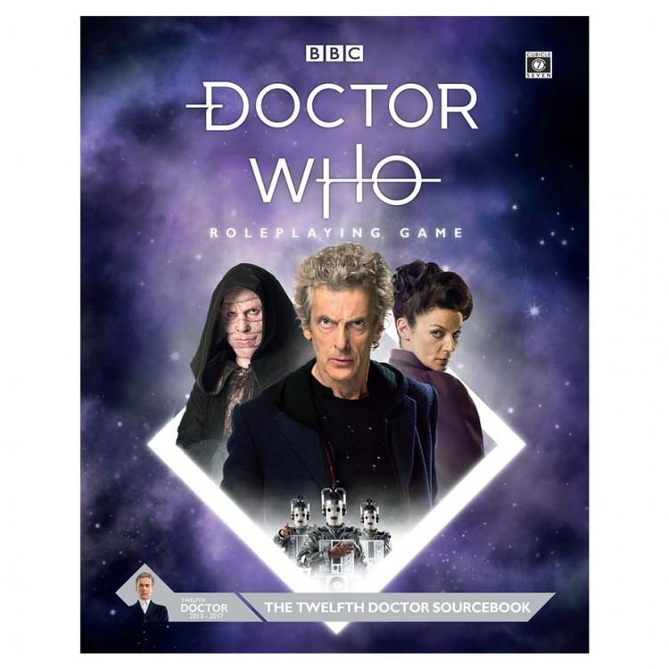 Dr. Who: Twelfth Doctor Sourcebook