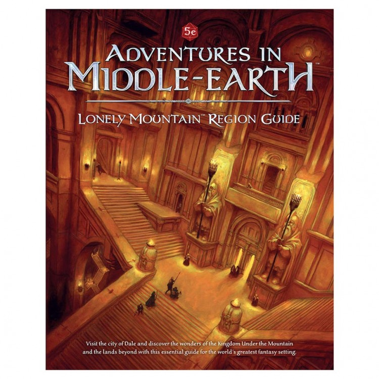 Adv. Middle Earth: Lonely Mountain Guide