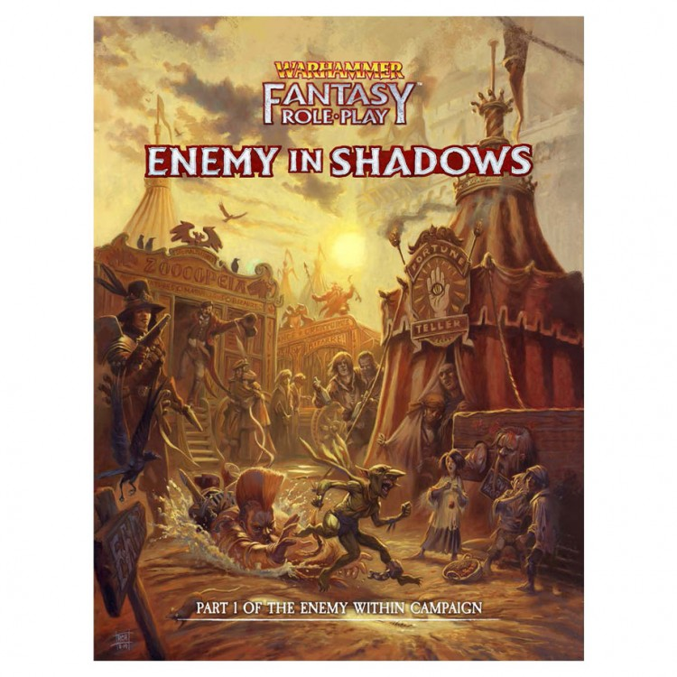 WHF: EiS: Enemy Within Campaign DC V1