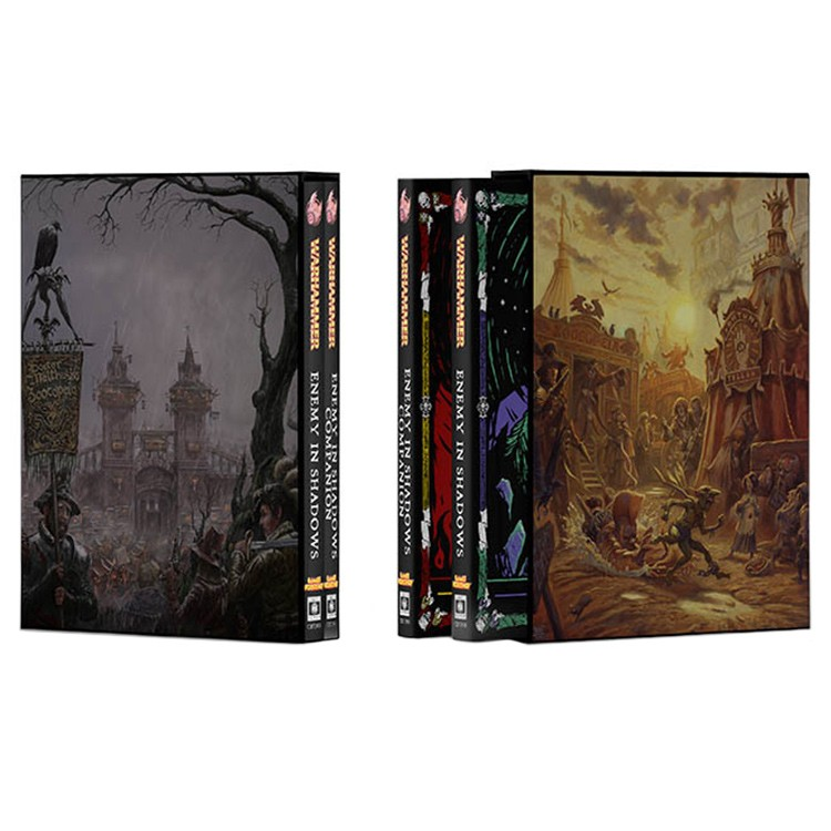 WHF: EiS: Collector's Edition Vol. 1