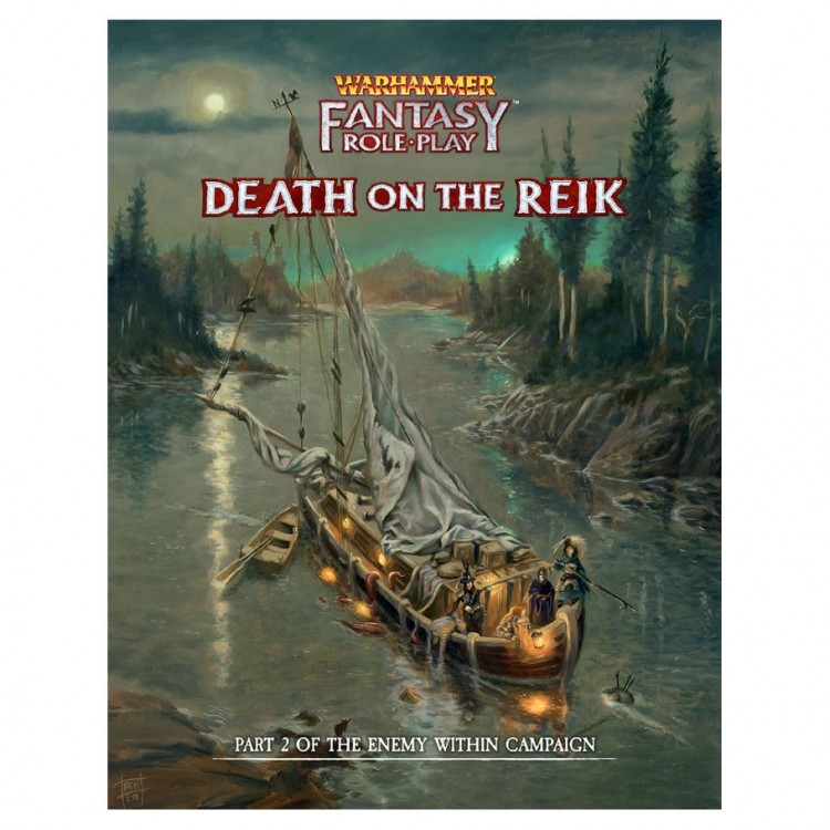 Warhammer Fantasy Role=playing: Death of the Reik - The Enemy Within Director's Cut Volume 2