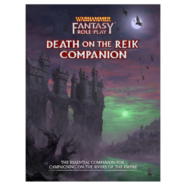 Warhammer Fantasy Role=playing: Death of the Reik Companion