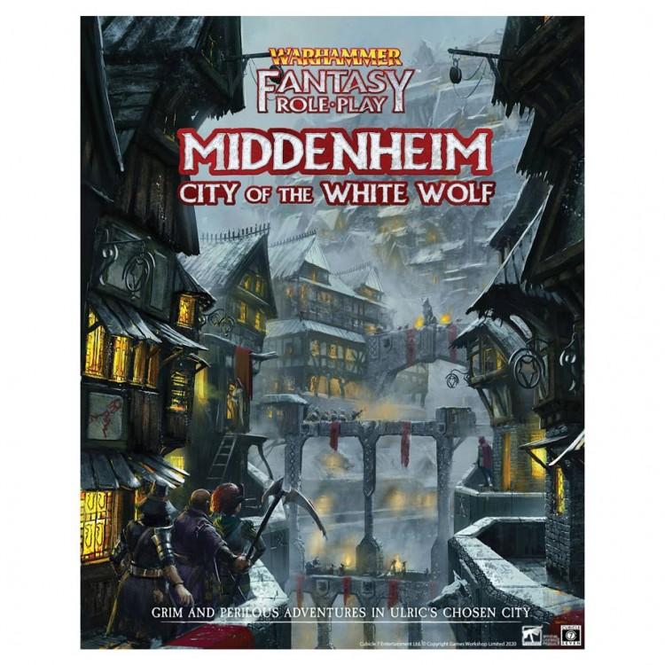 WHF: Middenheim City of the White Wolf