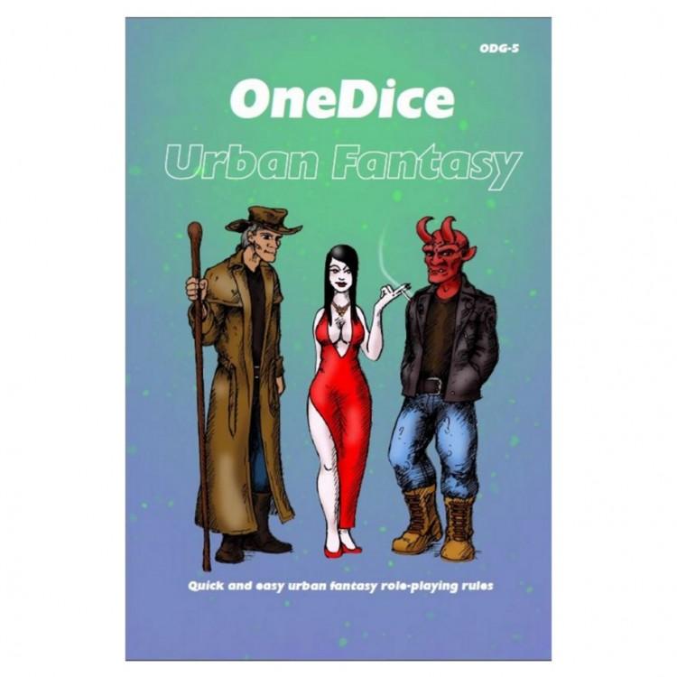 OneDice Urban Fantasy
