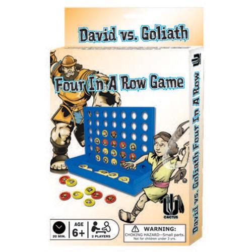 Four In A Row: David & Goliath