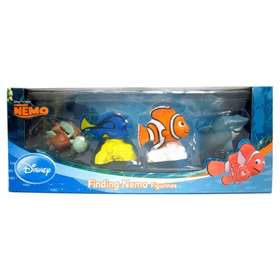 Finding Nemo Figurines 4 Pack