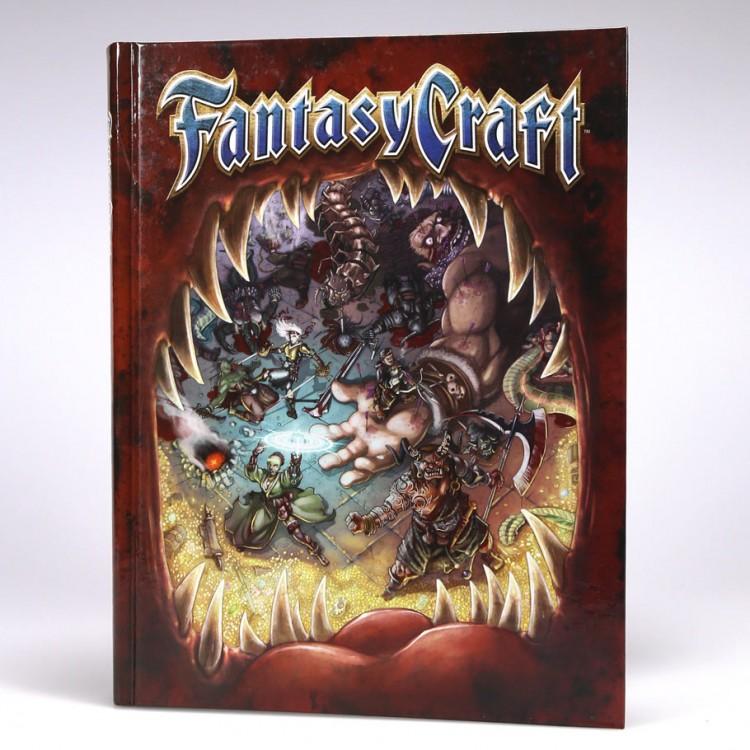 Fantasy Craft Core Rulebook