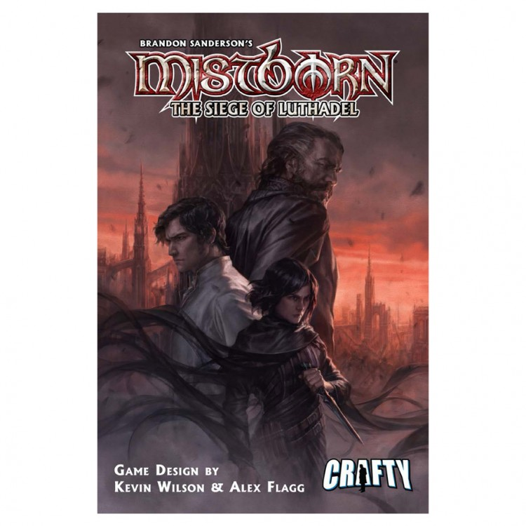 Mistborn: House War: Siege of Luthadel