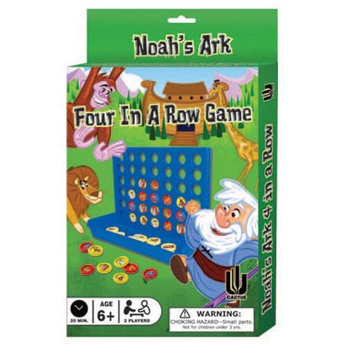 Four In A Row: Noah's Ark
